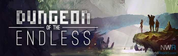 Dungeon Of The Endless Crash Landing On Switch 15. Mai