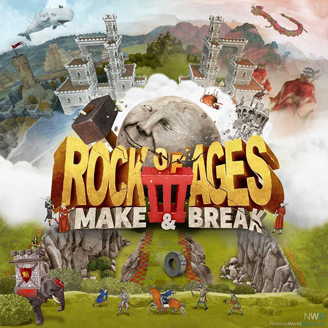 Rock of Ages 3: Machen und Brechen (PC-Vorschau)