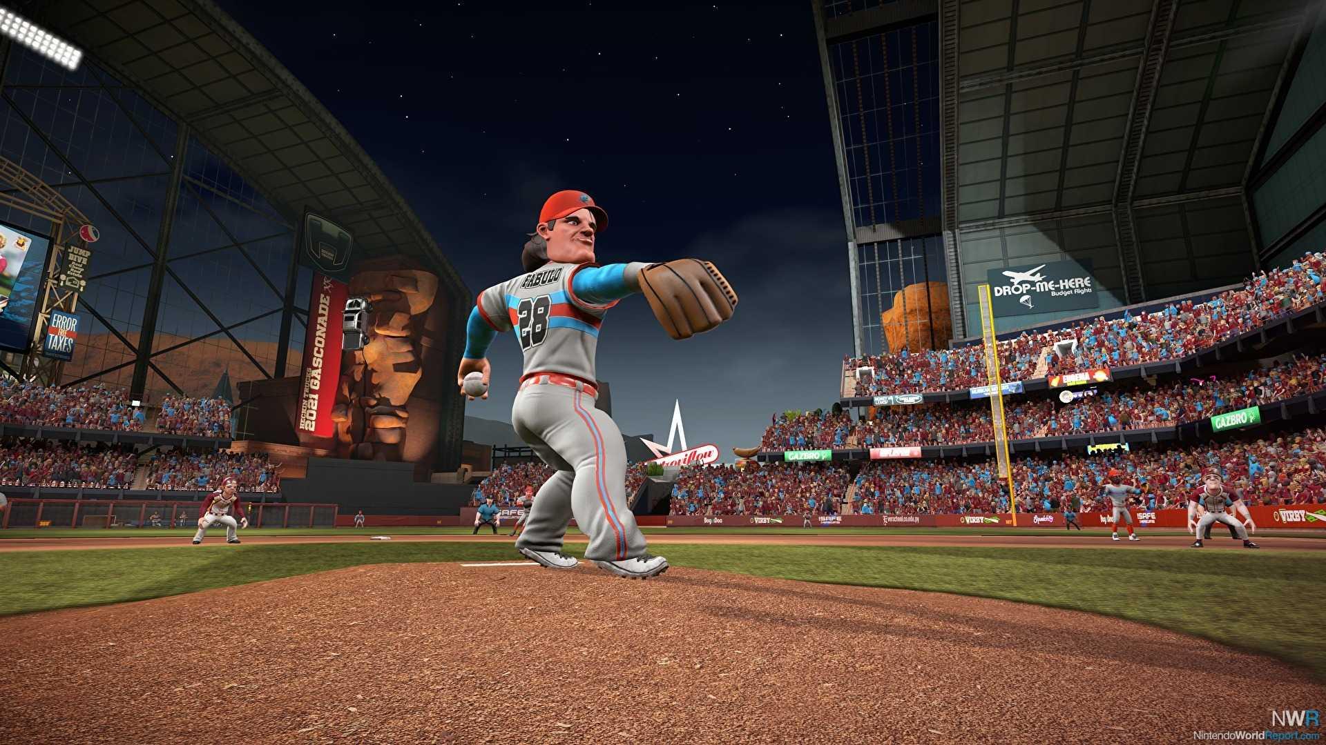 Super Mega Baseball 3 Highlights Franchise-Modus, Team-Import-Modus