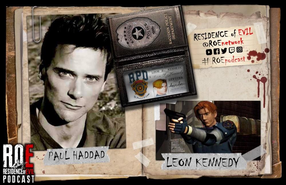 Gestorbener Schauspieler Paul Haddad - die Stimme von Leon Kennedy in Resident Evil 2