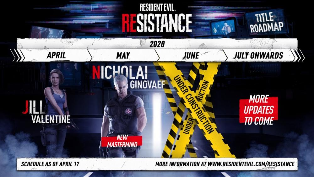 Jill Valentine erschien in Resident Evil: Resistance. Die Fans sind begeistert von ihren Witzen und Referenzen