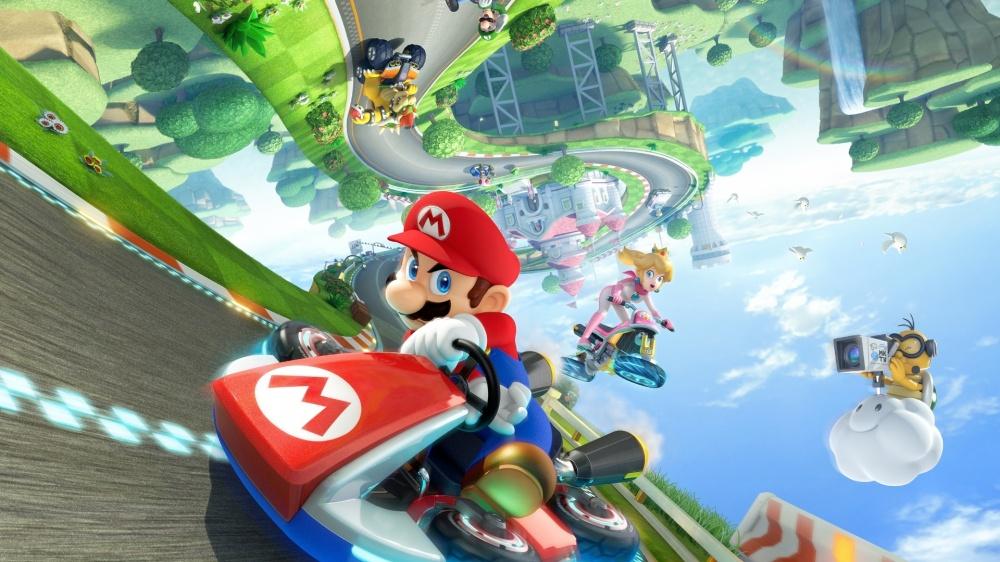 Luigi, wohin gehst du?
