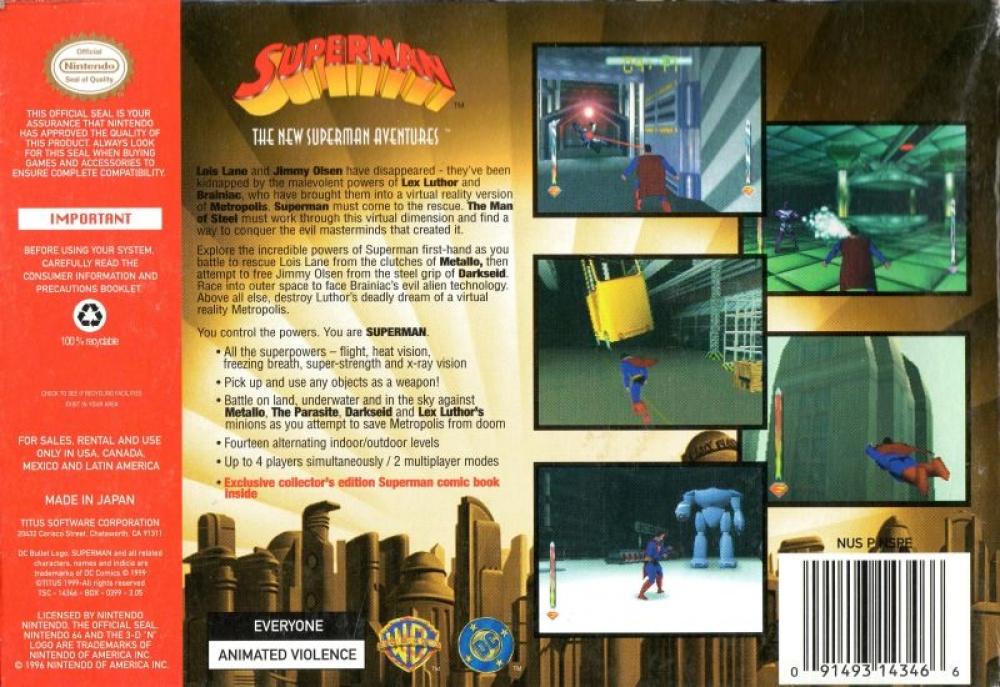 Legendäres Cover des legendären Spiels