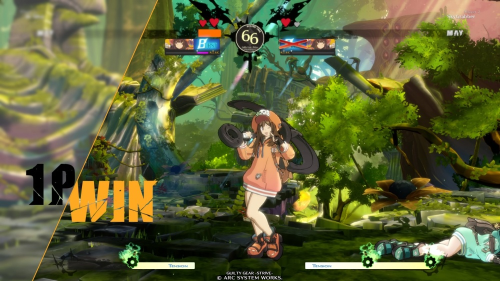 Guilty Gear Strive Closed Beta Impressions ist ein echter Anime