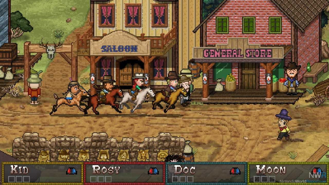 Boot Hill Bounties (Switch) Bewertung