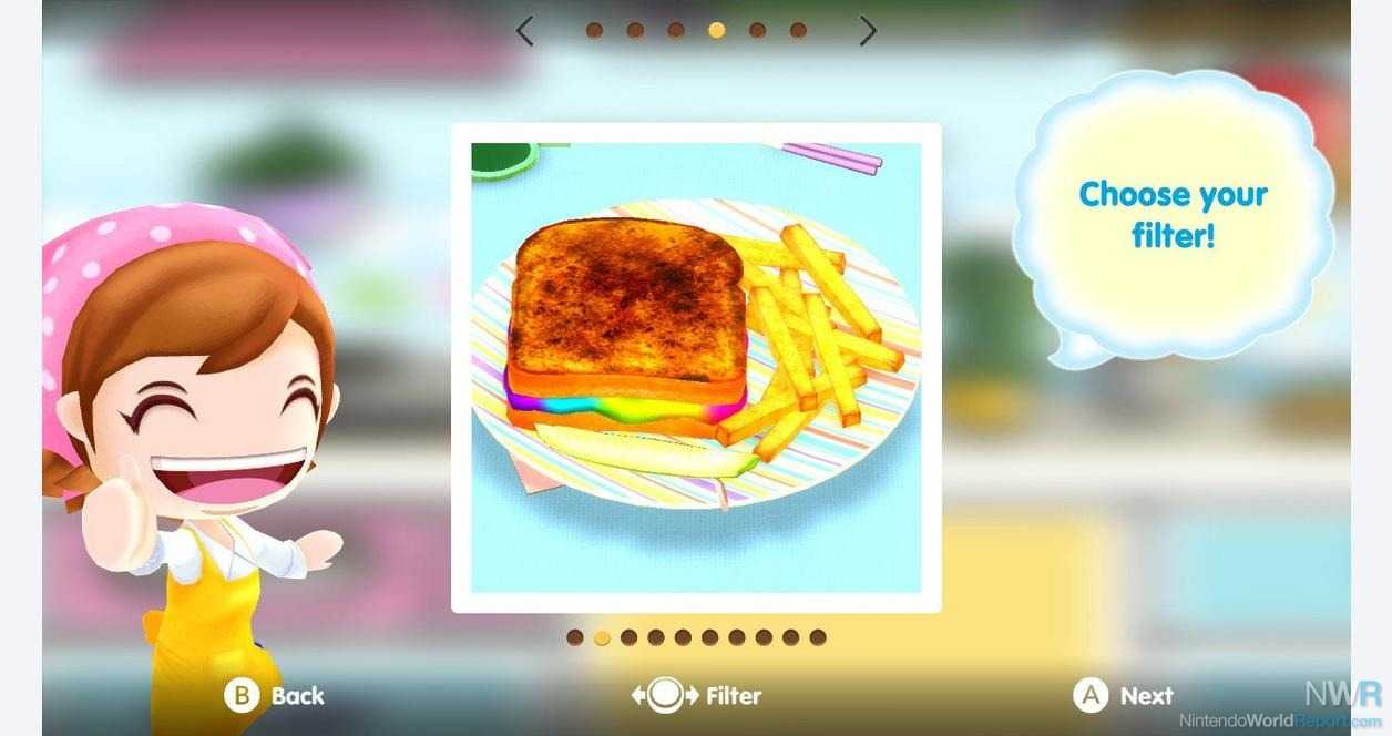 Cooking Mama: Cookstar (Switch) Bewertung