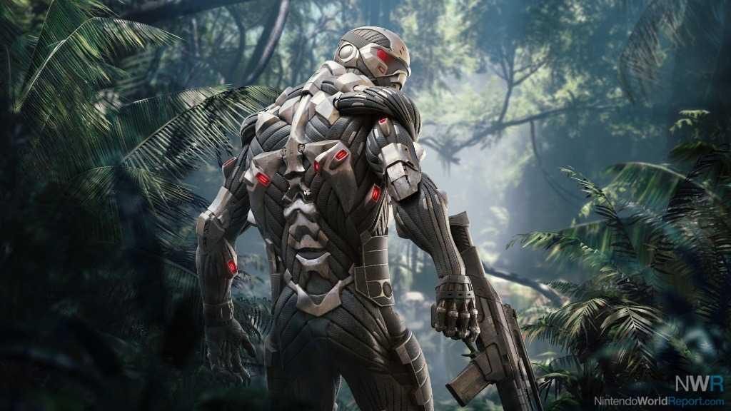 Crysis Remastered angekündigt für Switch, Port von Sabre Interactive