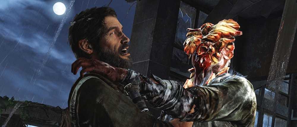 Dreams kreierte eine schrecklich schöne Szene mit einem Nussknacker von The Last of Us