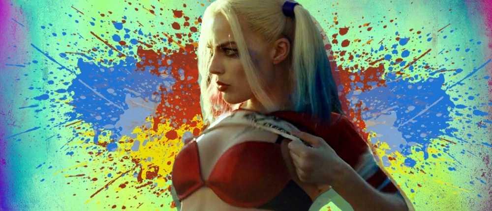 """Harley Quinns Charakter wurde aus """"politischen Gründen"""" vereinfacht, sagte der Direktor des Selbstmordkommandos."""