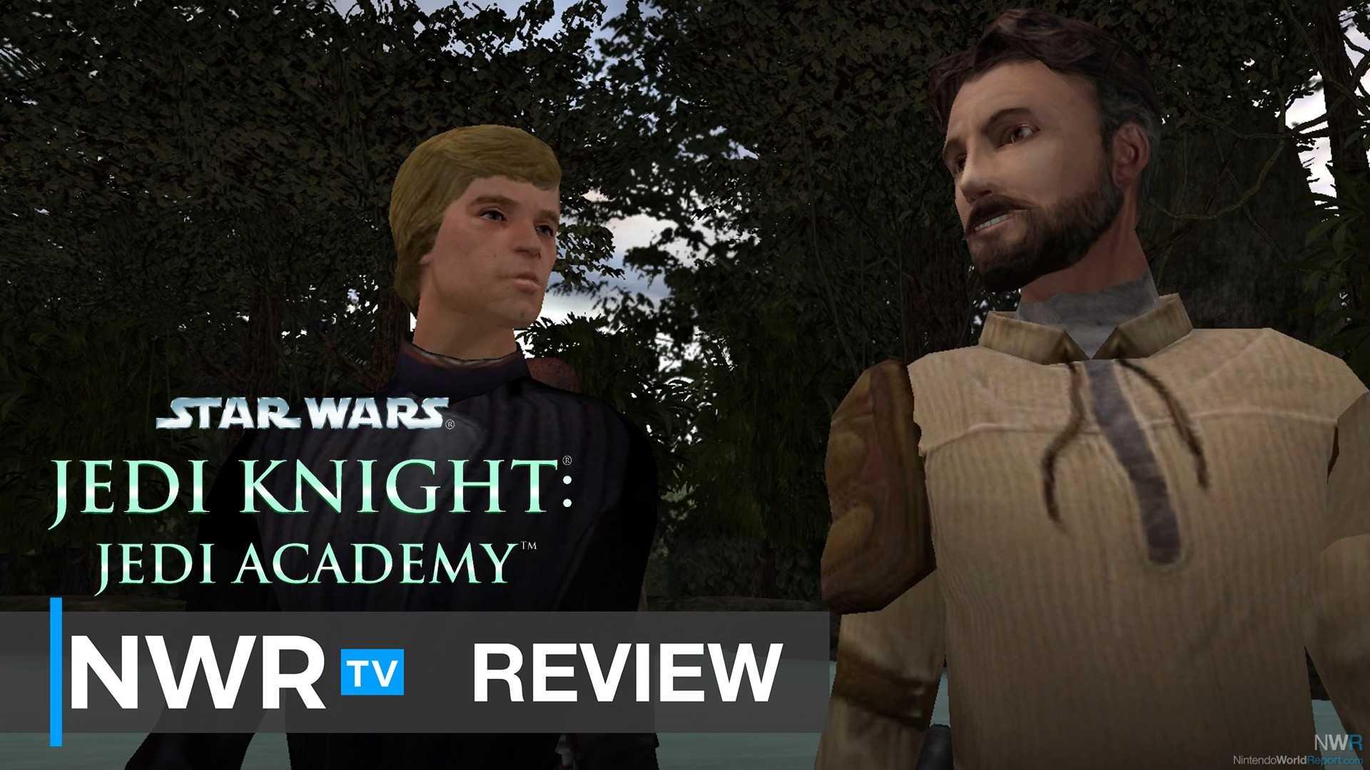 STAR WARS Jedi Knight: Jedi Academy (Switch) Bewertung