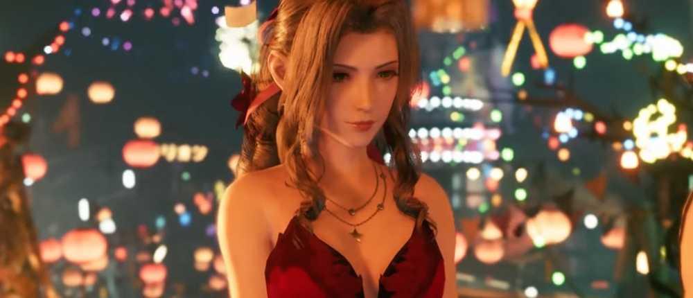 Streamer, die in Final Fantasy 7 zur Stimme von Iris wurden, brachen in Tränen des Glücks aus, als sie sich im Spiel hörte