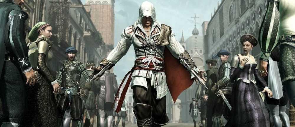 Werbegeschenk unterwegs: Assassin's Creed 2 wird Anfang der Woche kostenlos ausgehändigt