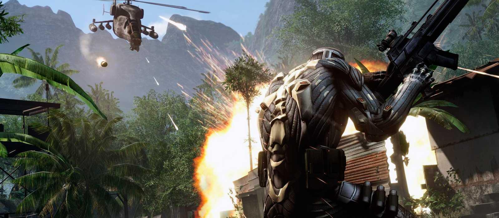 Wie es nicht mehr sein wird: Ein VR-Spiel ist besser als Crysis Remastered