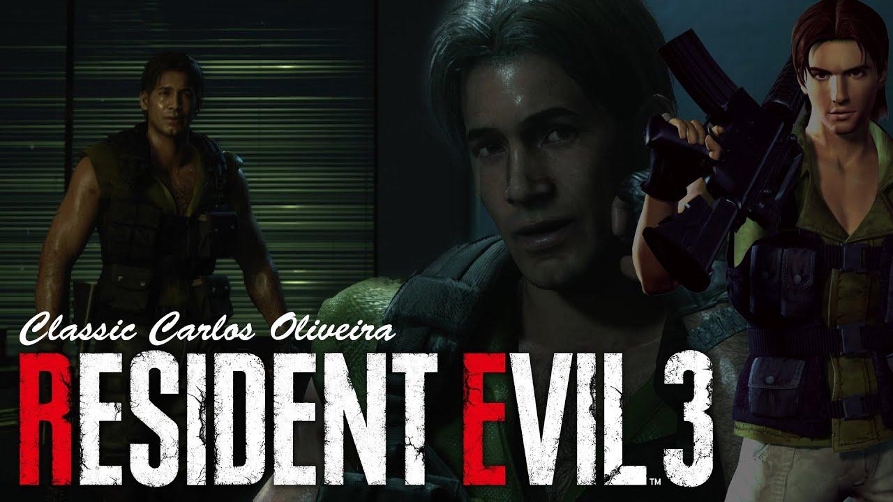 Resident Evil 2 Nackt Mod