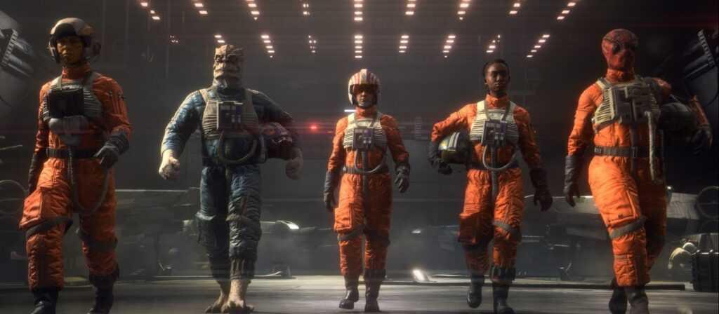 Wie Ist Die Reihenfolge Von Star Wars?
