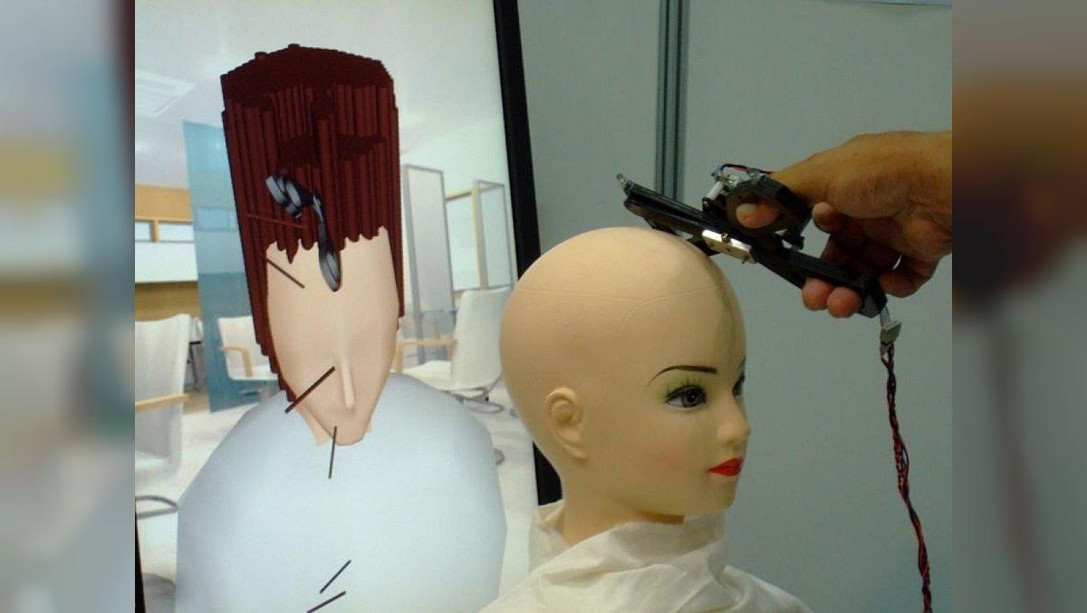 Friseur Simulator