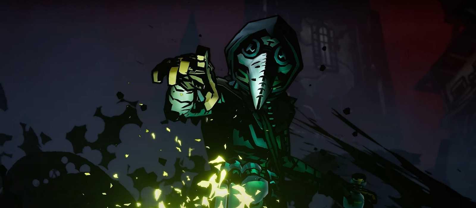Darkest Dungeon 2's Dark Roguelike ist ein exklusiver exklusiver Epic Games Store - Teaser