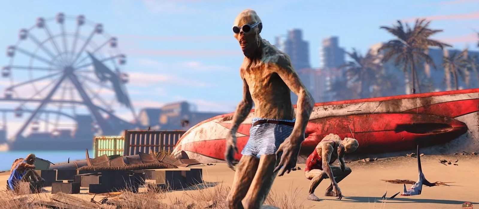 Die Mod-Entwickler von Fallout Miami haben ein neues Video veröffentlicht