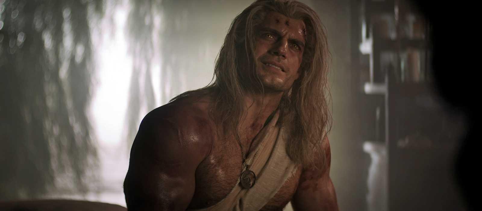 Henry Cavill zeigt Workout für The Witcher Staffel 2
