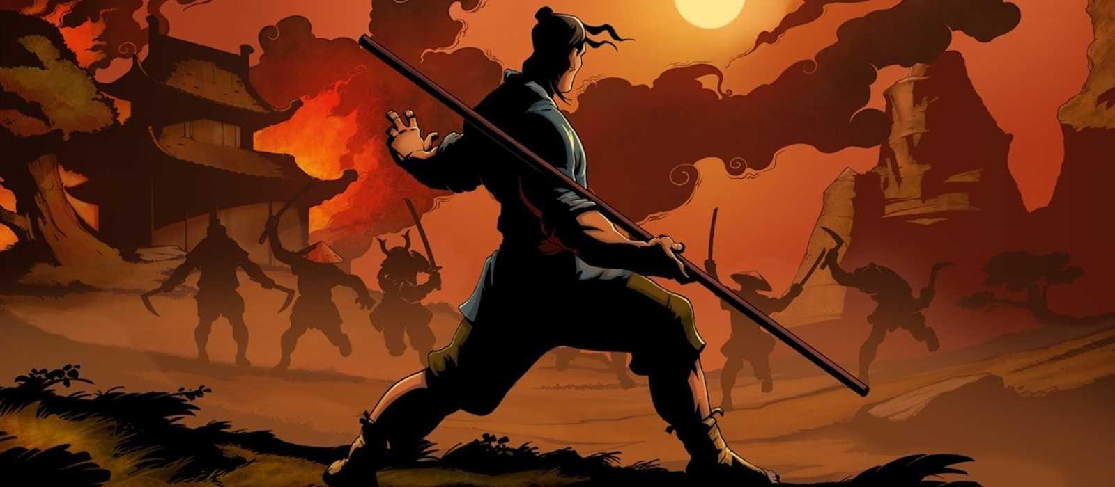 Piraten haben ein Action-Spiel über Kung Fu von russischen Entwicklern auf Torrents veröffentlicht. Das Spiel hat gute Noten