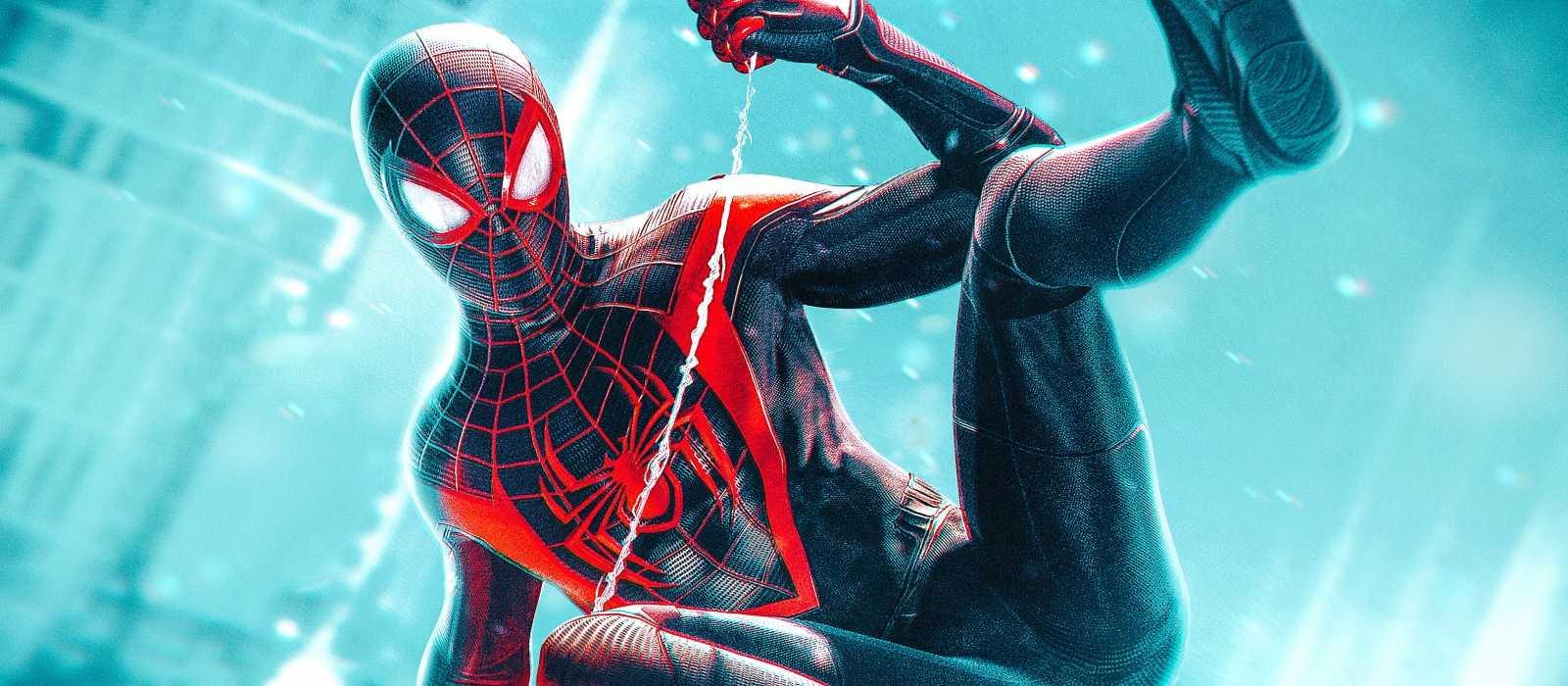 Spider-Man: Miles Morales muss Grafiken für das Gameplay opfern