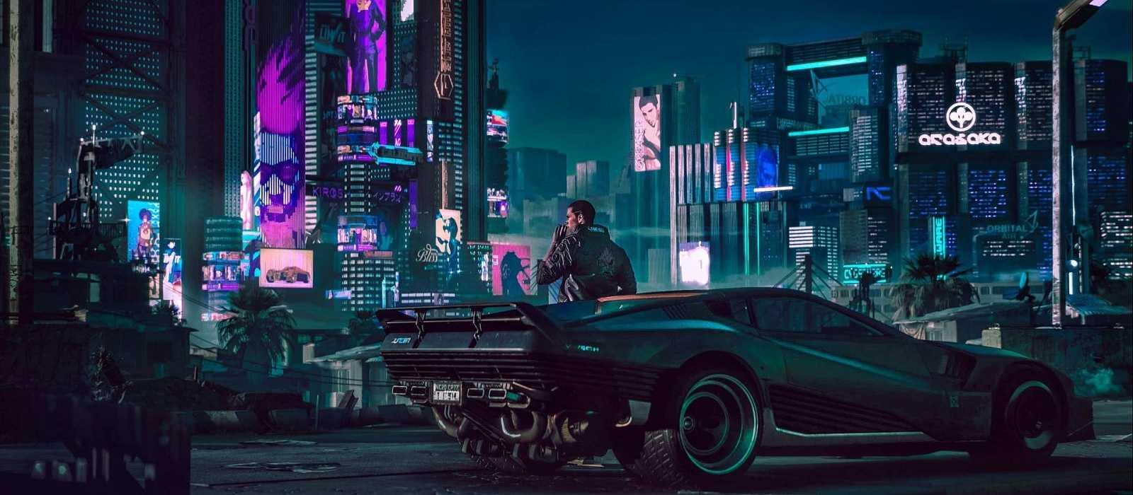 Cyberpunk 2077 hat Werbung in der Innenstadt von New York - es hat Millionen ausgegeben