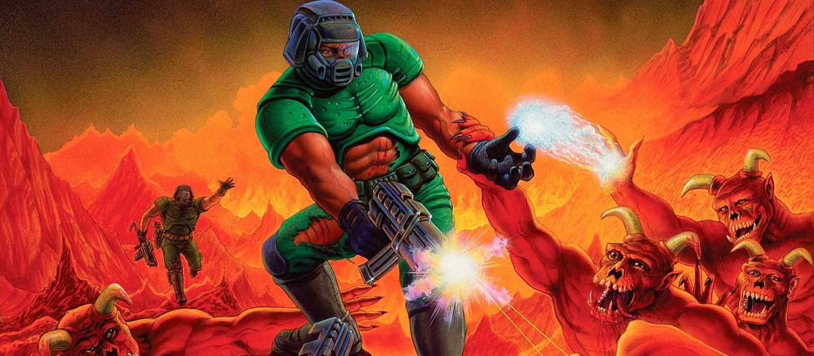 Das Hauptthema des klassischen Doom wurde mit DualSense gespielt
