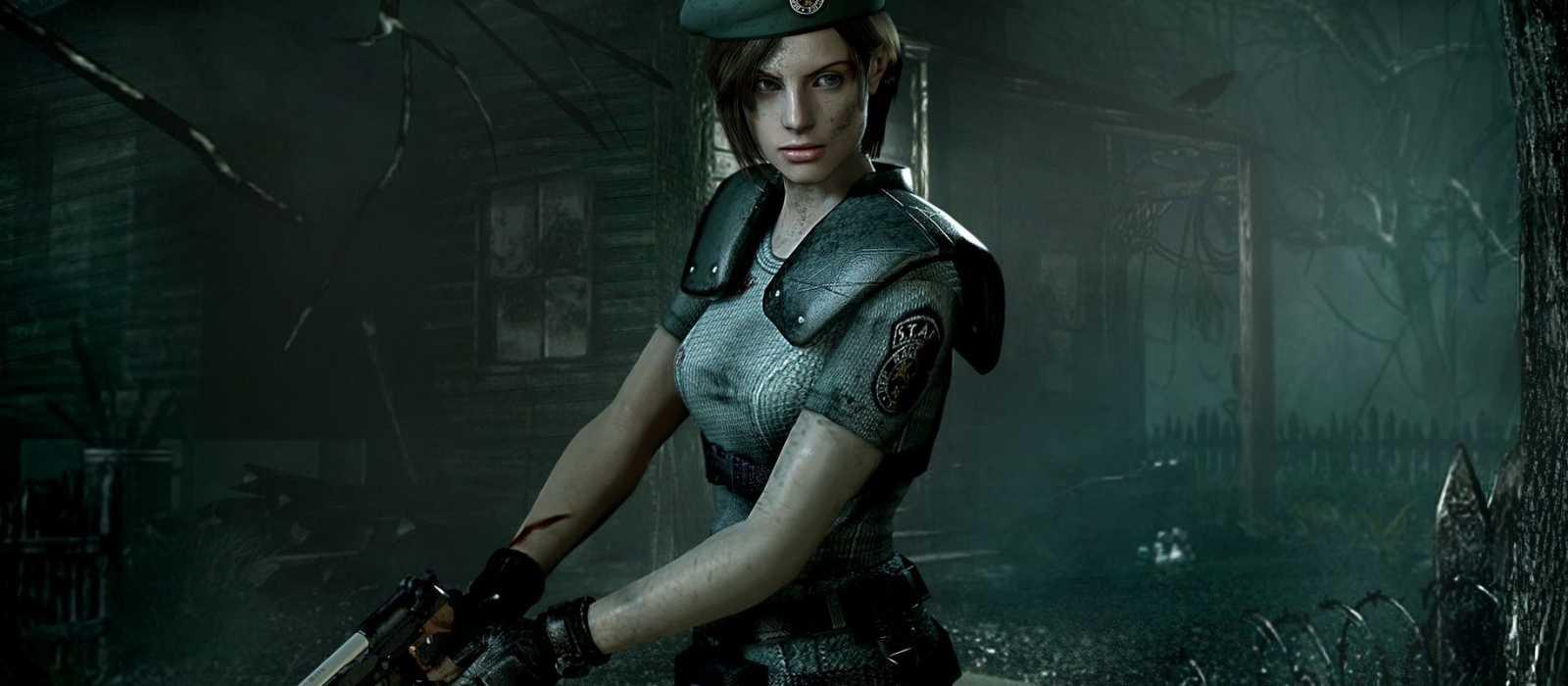 Das erste Resident Evil wurde mit Raytracing gestartet. Das Spiel erwies sich als viel detaillierter (Video)