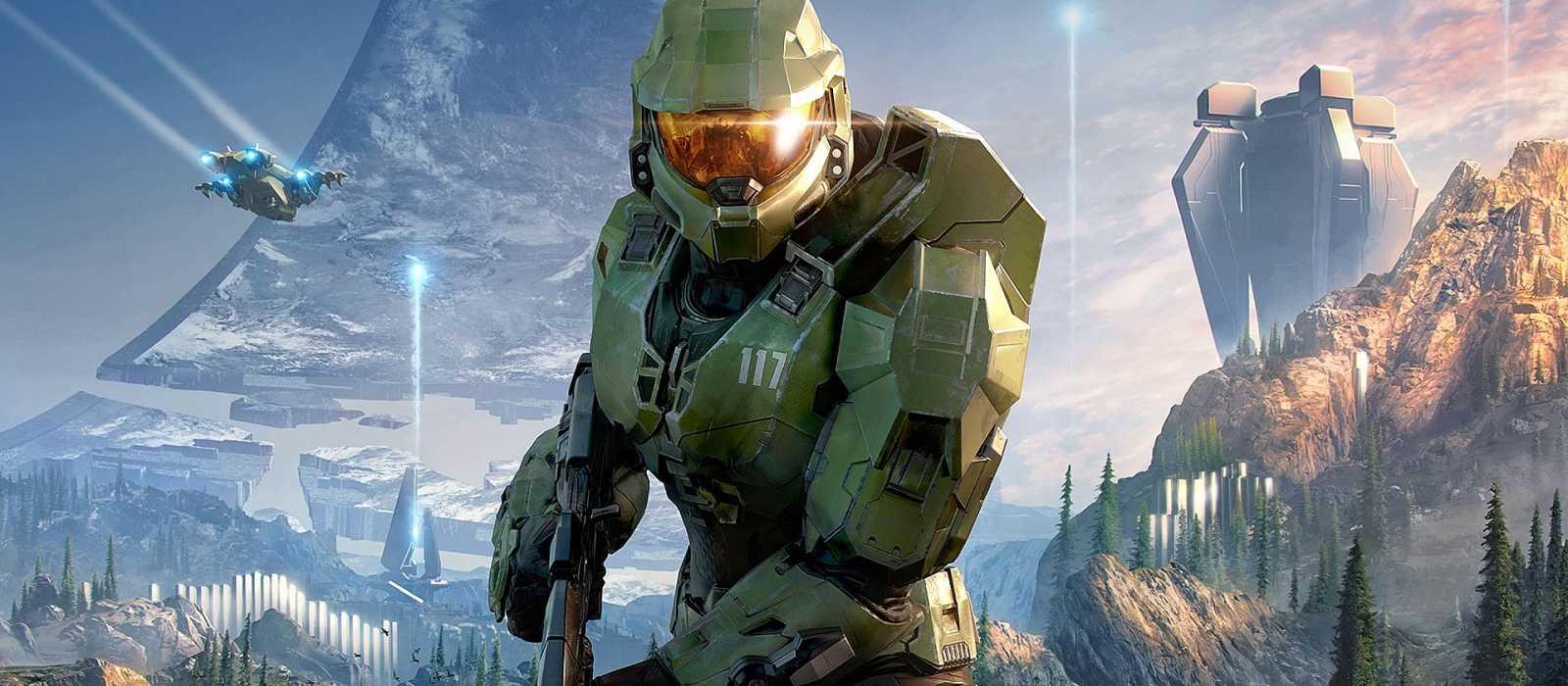 Der erste Mini-Spoiler für Halo. Der Schauspieler zeigte einen Teil des Helms des Master Chief