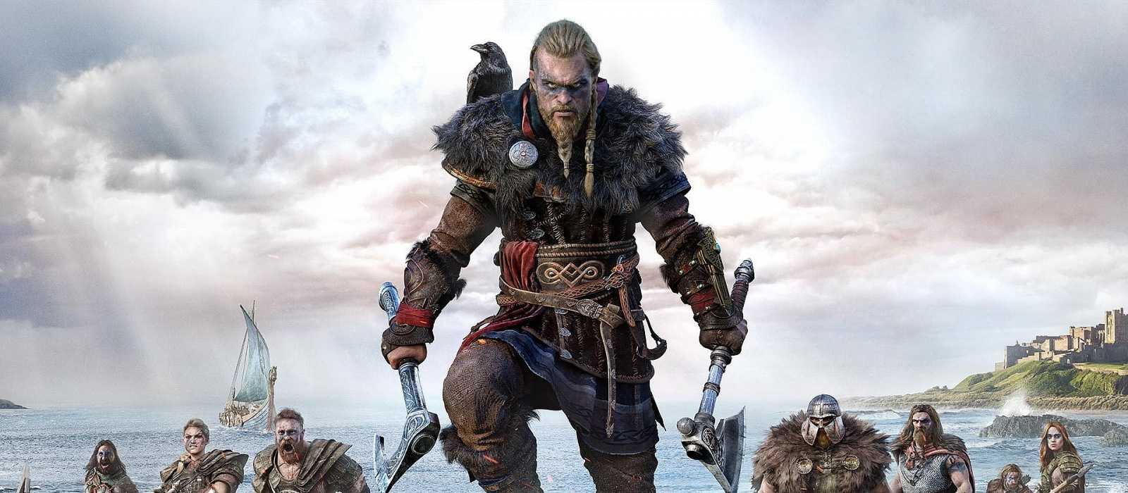 Die Preise für Assassins Creed Valhalla sind gebrochen: Das Spiel wird für 375 Rubel und für 414 Tausend Rubel verkauft