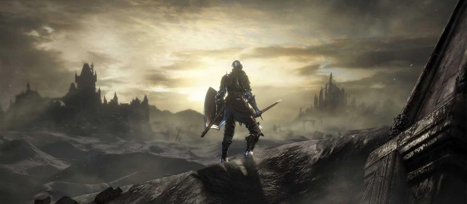 Seltsamer NPC in Dark Souls - Fan-Video in russischer Sprache, übersetzt von VGTimes
