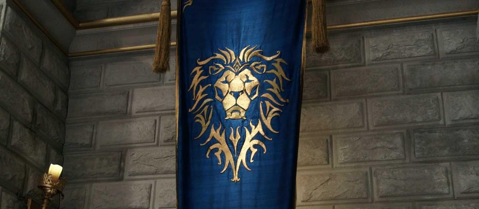 Wer wird dich beschützen - die Allianz oder die Horde? Blizzard bietet Themenmasken an