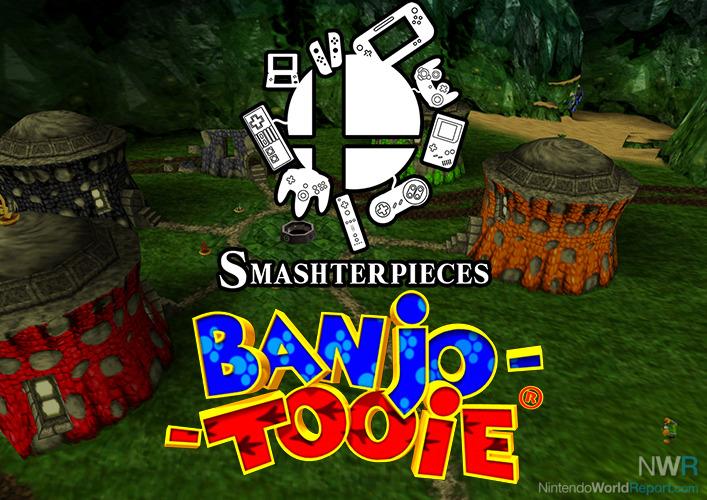 Smashterpieces Podcast Folge 31: Banjo-Tooie