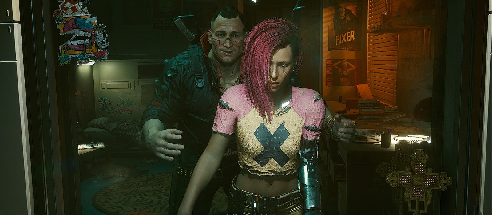 Johnny wird nicht mehr benötigt!  Vee hat jetzt seinen eigenen mechanischen Arm in Cyberpunk 2077