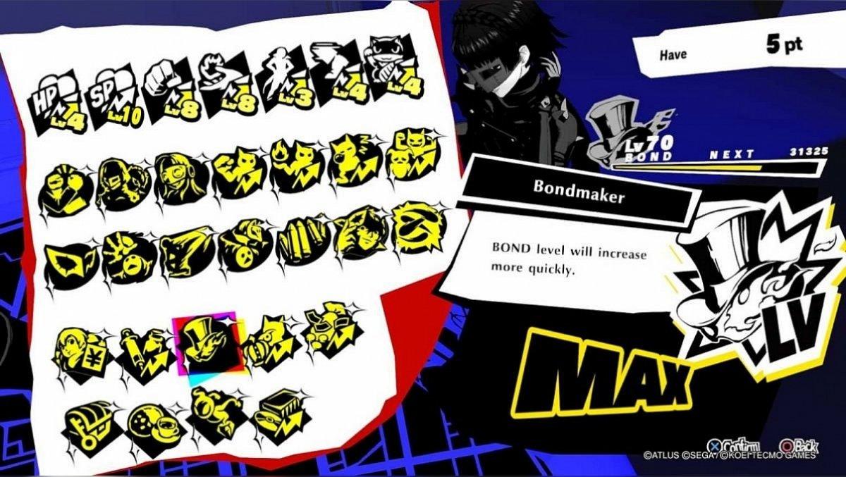 So steigern Sie die Konnektivität in Persona 5 Strikers schnell