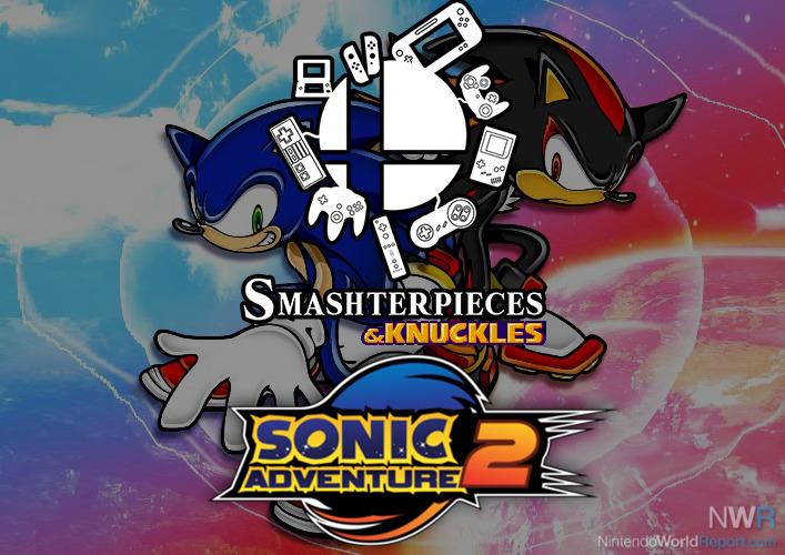 Smashterpieces Podcast BONUS – Sonic Adventure 2