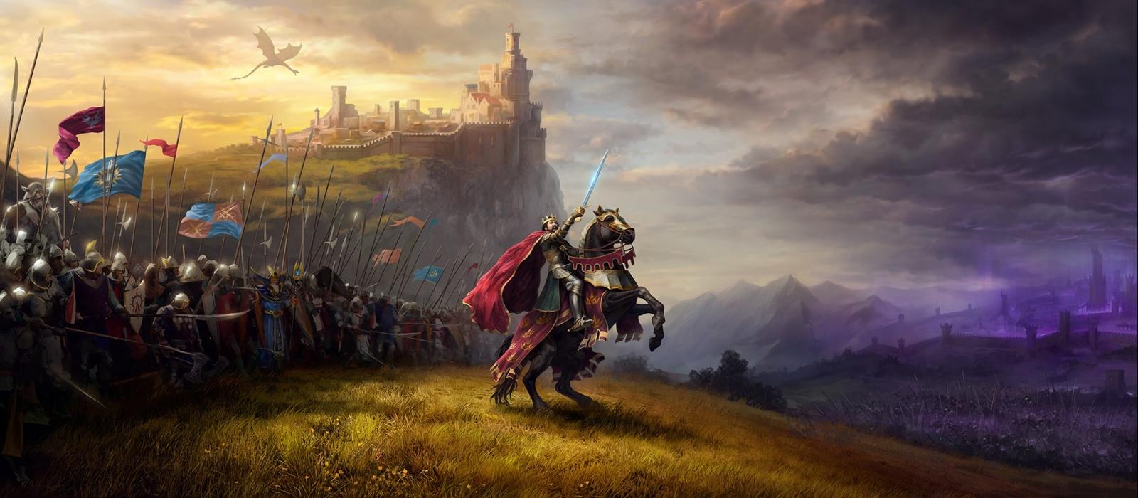 Почему King's Bounty II — «спасительница русского геймдева»? Обстоятельный разговор с разработчиками: боевая система, локации, персонажи, музыка и многое другое