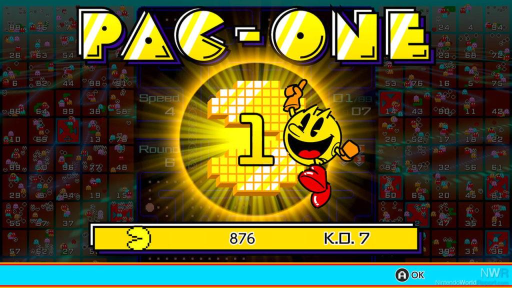 Nintendo kündigt Pac-Man 99 an: Start für Switch Online diese Woche