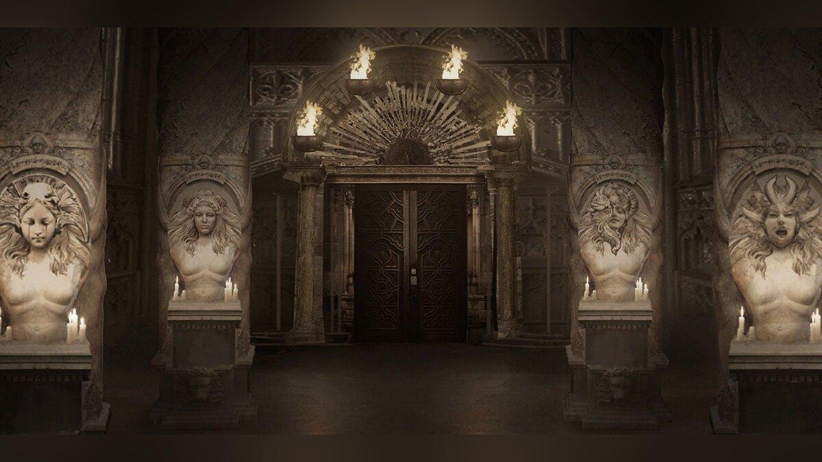 Nackte Hexen und gruselige Dimitrescu: Resident Evil Village Designer spricht über die Erschaffung eines riesigen Vampirs