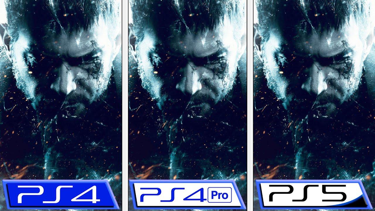 Resident Evil: Village-Grafikvergleich jetzt für PS4, PS4 Pro und PS5 verfügbar