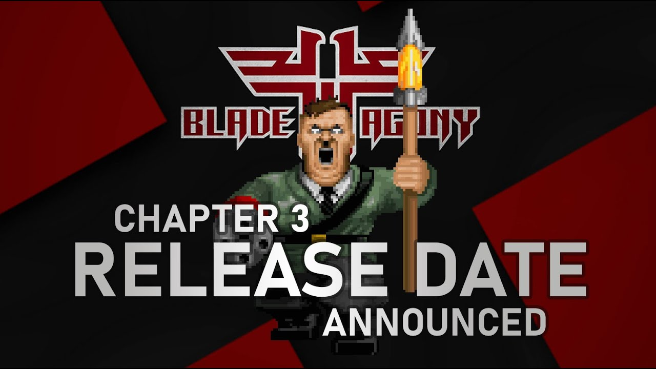 Die von Fans erstellte Fortsetzung von Wolfenstein 3D hat ein Erscheinungsdatum.  Die alte Schule wird bald reduziert