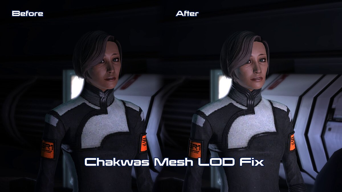 Dieser Mass Effect PC-Mod bringt die Beleuchtung der Xbox 360-Version zurück