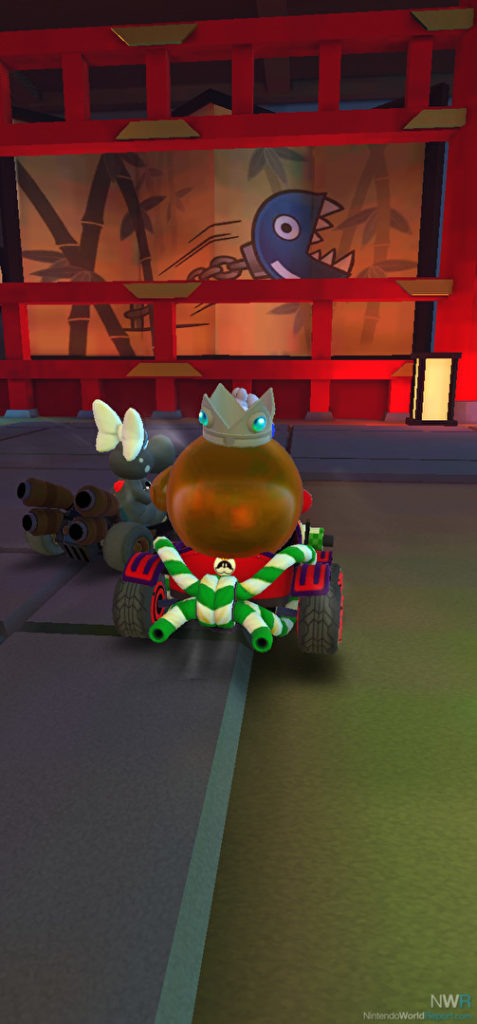 Mario Karts neuester Track versteckt sich in Plain View