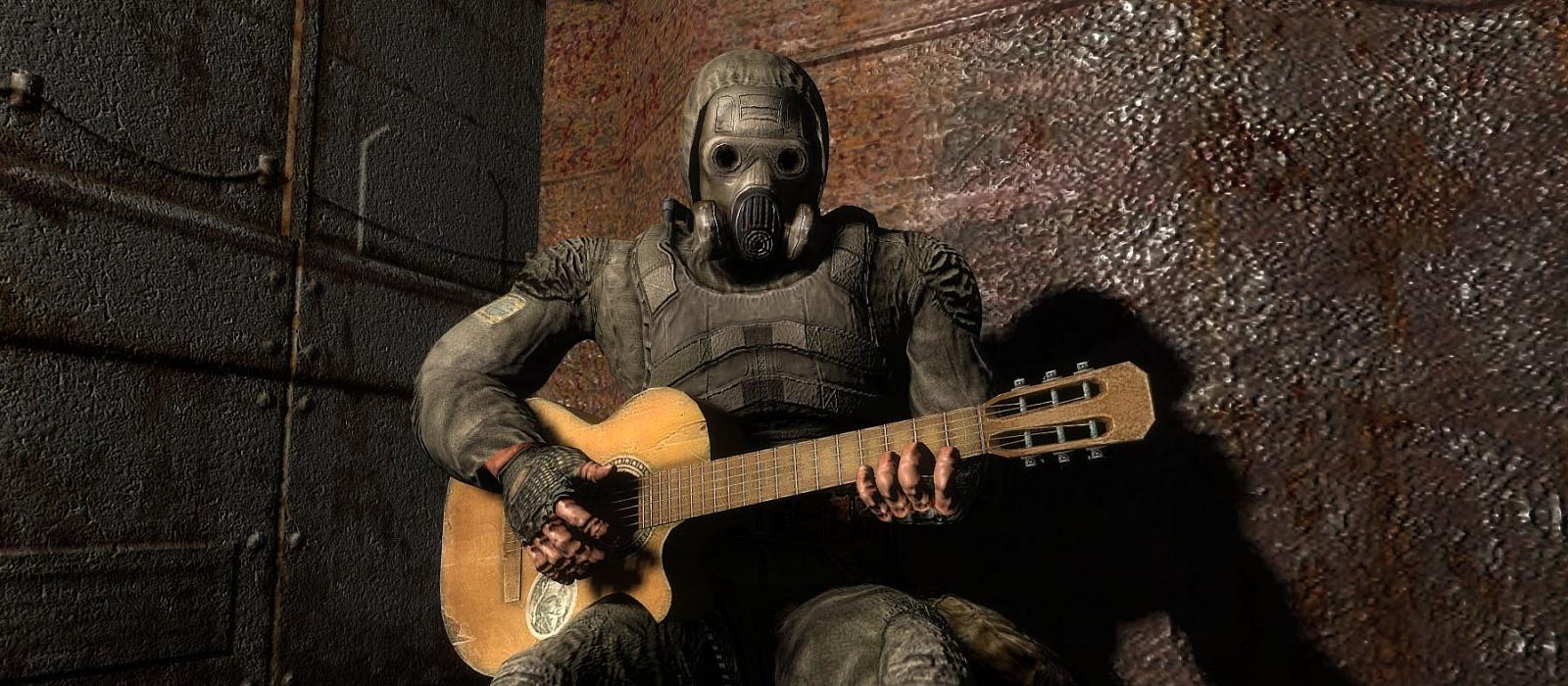 CS: GO hat eine Karte mit STALKER-Charakteren hinzugefügt. Sie können dort Gitarre spielen, wie in The Last of Us: Part 2