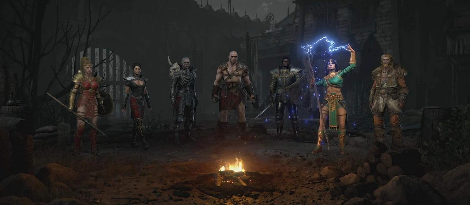 Diablo 2: Der wiederauferstandene Alpha-Test beginnt am Freitag.  Das wird da sein