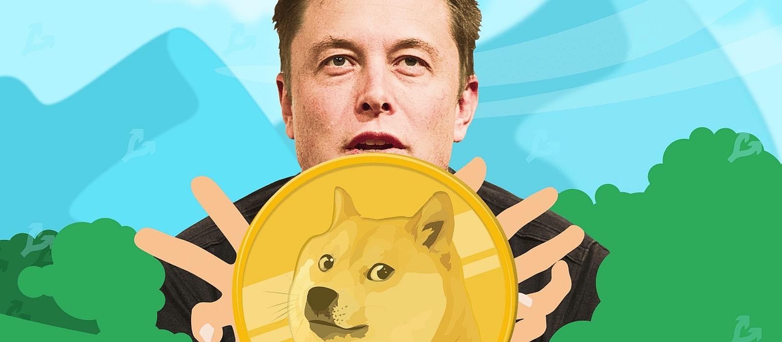 Elon Musk im Thanos-Handschuh mit Doge-Mem auf Steinen verwandelt Kryptowährungen in Staub (Video)
