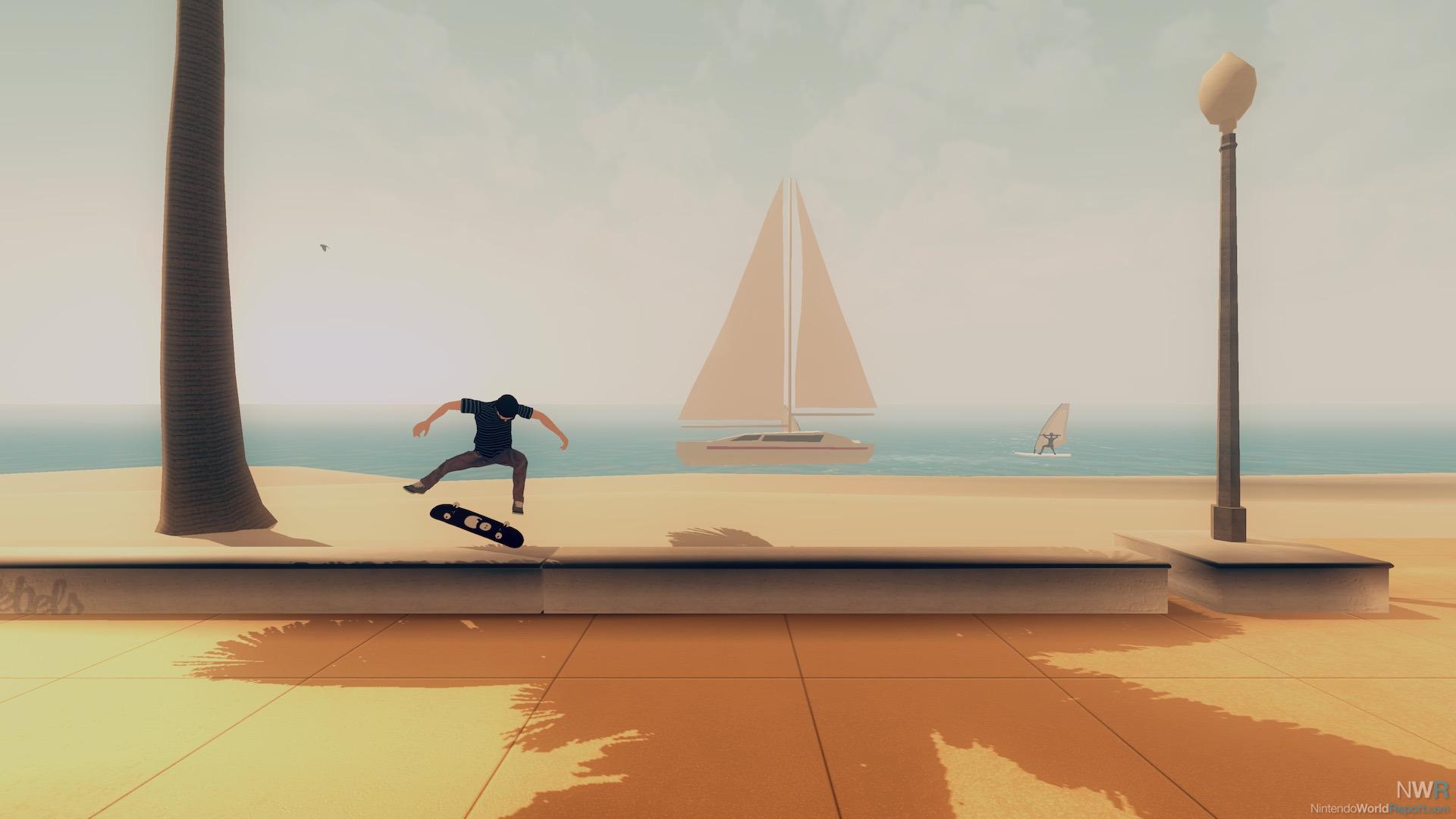 Skate City (Switch) Bewertung