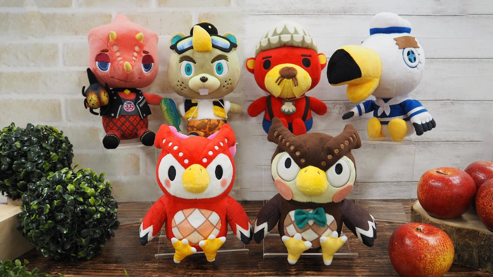 bezaubernd Animal Crossing: New Horizons Plüschtiere erscheinen diesen Sommer, wer braucht einen Bären?