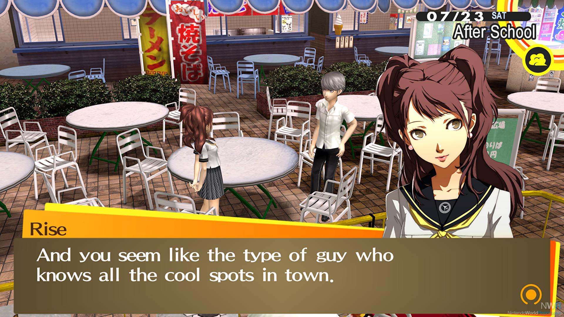 Warum Persona 4 Golden auf Switch sein muss - Zeitlose Spiele