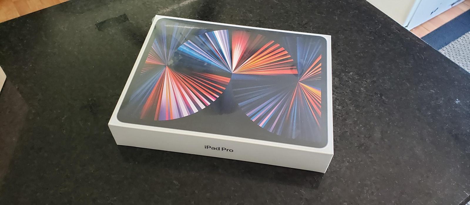 Das erste iPad Pro mit einem M1-Prozessor hat bereits den Besitzer erreicht - Video veröffentlicht